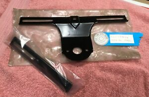 1933 36 Ford Reproduction Rear License Plate Bracket V 8 Ford