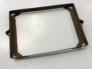 1933 1934 1940 s Ford Rat Rod Battery Hold Down Frame For Restore