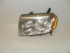 2012 2013 2014 2015 Honda Pilot Driver Lh Left Side Halogen Headlight Oem 1041