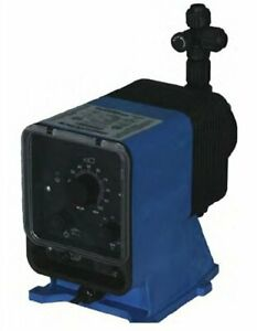Pulsafeeder Lph6ma ktc3 xxx Pulsatron Series E Plus Metering Pump With Dual Manu