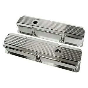 Racing Power Company R6368 Fabricated Aluminum Valve Cover Ford Fe V8