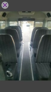 Used School Bus Seats 7 Available Excellent Condition W Seat Belts