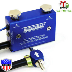 Turbosmart Gcbv Dual Stage Mbc Manual Turbo Boost Controller Blue Ts 0105 1001