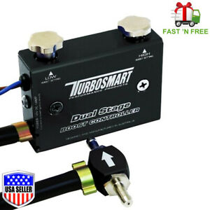 Turbosmart Gcbv Dual Stage Manual Turbo Boost Controller Black Ts 0105 1002