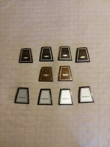 Chevy Caprice Horn Buttons 1980 81 82 83 84 85 86 87 88 89 90
