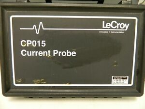 Lecroy Cp015 50 Mhz 15 A Current Probe