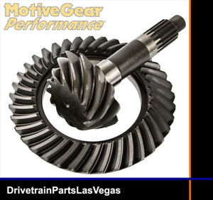Ring And Pinion Gear Set 3 08 Gm Chevy 8 2 10 Bolt Car 1955 1964 Drop Out Best
