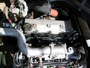 Nissan Ud 4 Cylinder Turbo Diesel Engine motor Fits 99 And Up Free Shipping