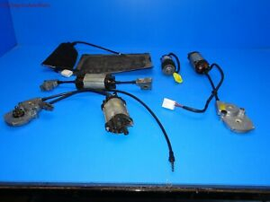 95 96 97 Jaguar Xj6 Right Front Seat Motor Transmission W Cable Assembly Oem