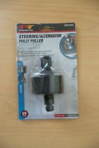 Steering alternator Puller One man brake Bleeder Quick connect Studs And More