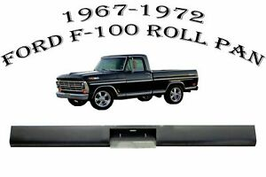 1967 1968 1969 1970 1971 1972 Ford F100 Fleetside Pickup Truck Steel Rollpan