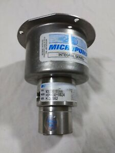 Micropump 83139 0996 Pump Head Hga030 0024