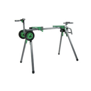 Metabo Hpt Uu240fm Heavy Duty Portable Miter Saw Stand New