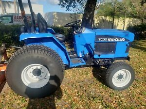 New Holland 2005 Tc30 Tractor