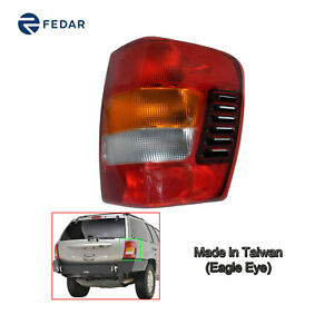 Tail Light Fit 2002 2003 2004 Jeep Grand Cherokee Passenger Side Right