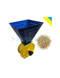 Feed Mill Grinder Grain Wheat Crusher Corn Oats Without Motor 150 Kg hour