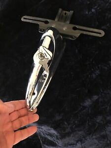 1946 1947 1948 Chevrolet Trunk Handle And Bracket Gm