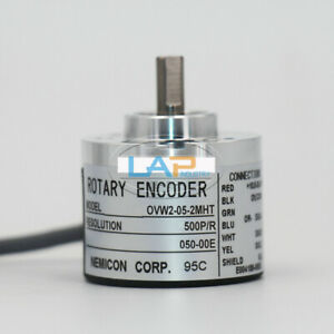 1pcs New For Nemicon Internally Controlled Encoder Ovw2 05 2mht 500p R