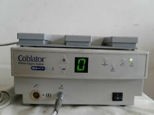 Arthrocare Coblator Plasma Surgery System 2000 Entec With Foot Switch