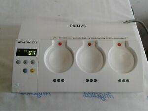 Philips Avalon Cts Fetal Monitor Base Station M2720a Parts Or Repair