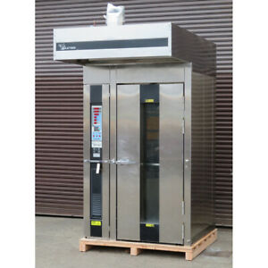 Baxter Ov210e m1b Single Rack Electric Oven Used Excellent Condition