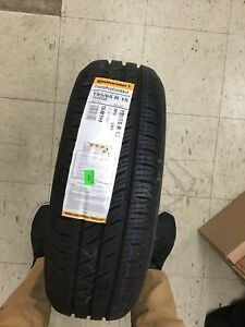 New 195 65 15 Continental Pro Contact 65r R15 Tires 26427