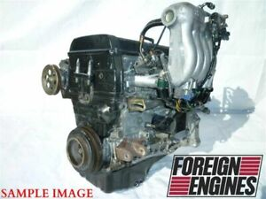 Acura Motor 92 93 Acura Integra 2 0l Replacement Engine For 1 8l B18a1 Rs Ls Gs