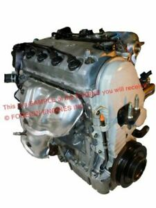 96 97 98 99 00 Honda Civic 1 5l Replacement Engine D15b 44 96 97 Del Sol Sohc