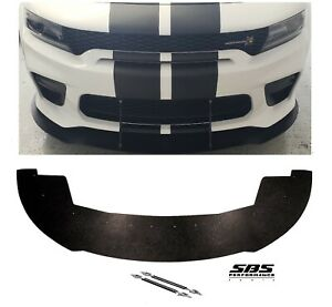 Front Splitter 2 Support Rods 2020 Dodge Charger Widebody Hellcat Scatpack