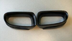 Very Nice Pair Used Techart Porsche 911 993 Front Bumper Brake Cooling Air Ducts