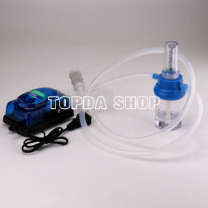 Craft Beer Oxygenation Pump Brewed Beer Wort Disinfection Device Filtration