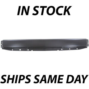 New Primered Steel Front Bumper Face Bar For 2007 2008 Chevy Silverado 1500