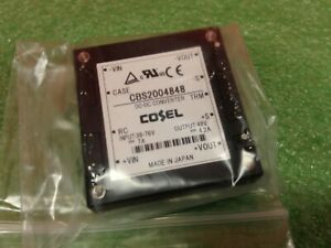 Cosel Dc dc Converter Cbs2004848 Isolated Dc dc Converters 200w 48v 4 2a be9a