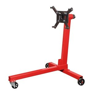 750 Lb Capacity Engine motor Stand Free Shipping Engine Shop Stand