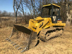 99 Cat 953c Crawler Loader Open Rops 5 800 Hrs