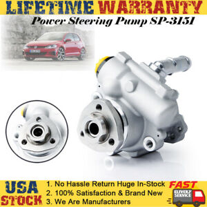 Power Steering Pump Sp 3151 For Volkswagen Beetle Golf Jetta Lupo Gol Polo 2 0l