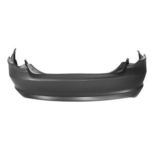 New Primered Rear Bumper Cover Fascia For 2010 2011 2012 Ford Fusion 10 11 12