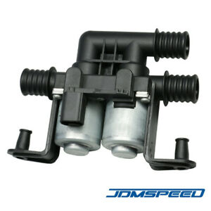 New Heater Heat Control Valve Assembly For Bmw 5 Series 7 Series X5 M5 M6