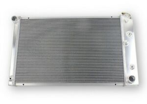 For 1970 81 Chevy Camaro Caprice 1978 87 Monte Carlo 4 Rows Aluminum Radiator