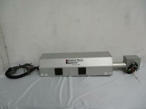 Synrad Control Micro Systems J48 15w Cms10c Carbon Dioxide Laser T122261