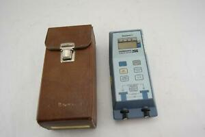 Rosemount 267 Thermocouple Calibrator Indicator Case