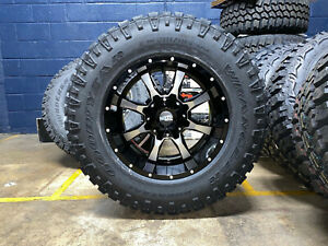 18x10 Moto Metal Mo970 Wheels 33 At Duratrac Tires 6x5 5 For Toyota Tacoma