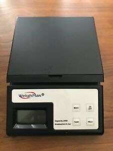 Usps Style 25 Lb Digital Shipping Mailing Postal Scale Weightmax W 2812