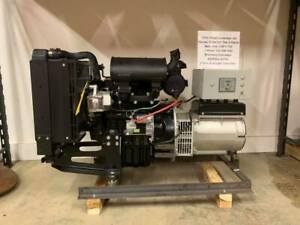10kw Single Phase Yanmar Diesel Generator Sets