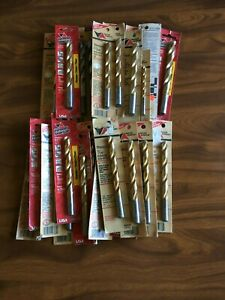 30 New Drill Bits Vermont American Made In Usa
