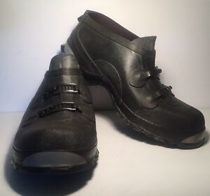 Thorogood Low Top Rubber Fire Boots Men s Size 11 women s Size 13