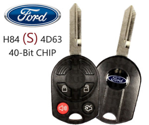 Ford Remote Key 4 Button Oucd6000022 Cwtwb1u793 Os 4d63 40 Bit S Oem Chip