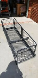 Trailer Hitch Carrier 2