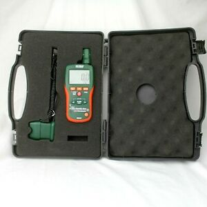Extech Mo290 Pinless Moisture Meter With Remote Pin Probe