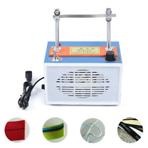 Bench Mount Electric Hot Knife Rope Styrofoam Cutter Cutting Sets Electriduct